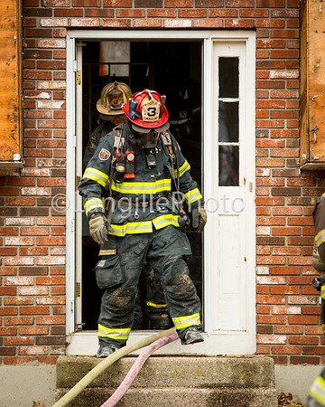 Plainville practice burn-8