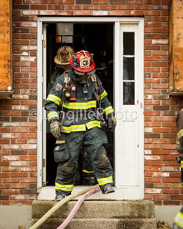 Plainville practice burn-8