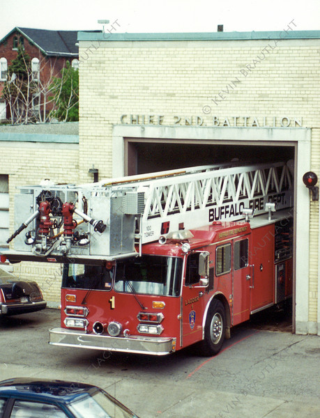 Ladder 1 Buffalo Fire Department