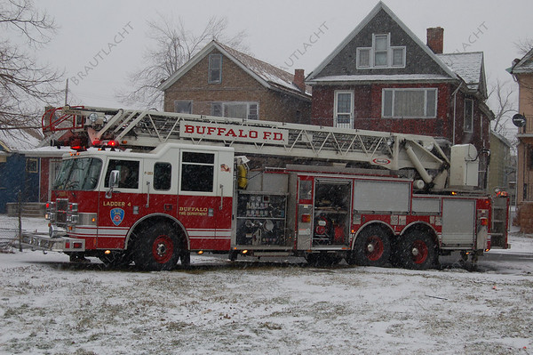 Ladder 4 Buffalo Fire Department