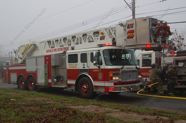 Ladder 2 Buffalo Fire Department