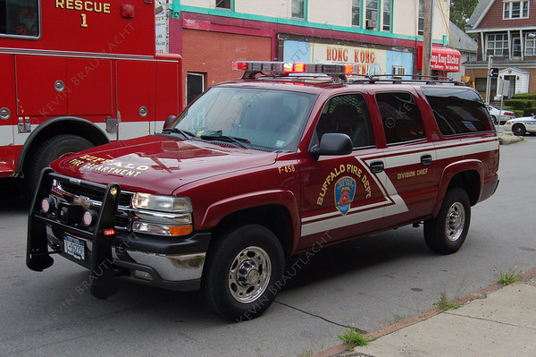 Division Chief (B56)  Buffalo Fire Department