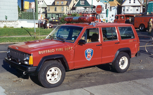 4th Battalion Chief (B44)  Buffalo Fire Department