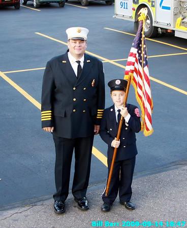 911 Memorial Service, Hazleton Pa 9/14/09