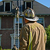 Buffalo Fire - 677 W. Ferry - 5/30/09 Extra Ladder :