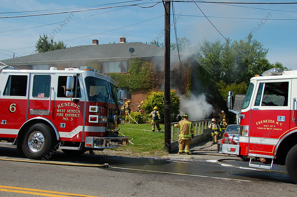 Reserve Fire - West Seneca, NY Buy Photo