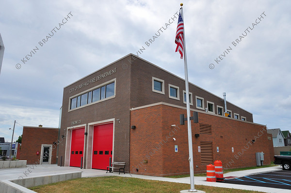 Engine 23 located at 3226 Bailey Ave. Opened 2010
