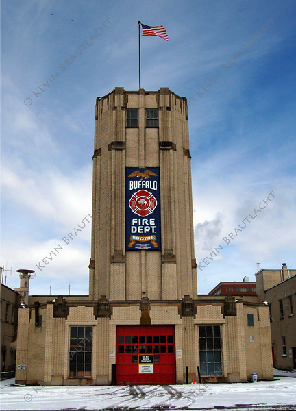 Buffalo, NY Hose Tower