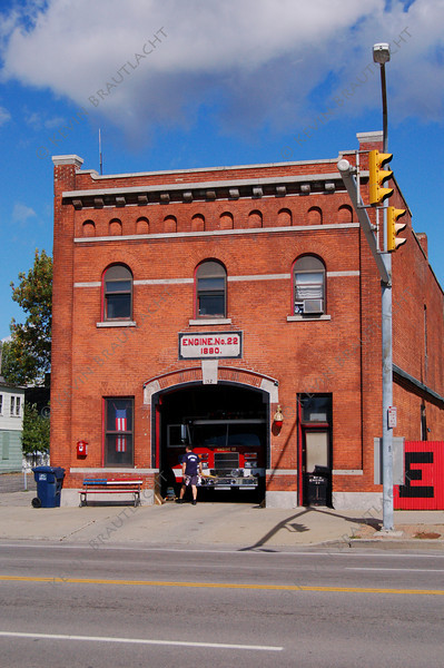 Buffalo, NY Engine 22 1528 Broadway at Wick