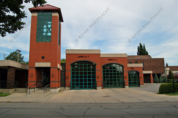 Buffalo, NY Engine 2, Division Chief (B56) Fire Marshal's Office 376 Virginia at Elmwood