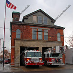 "Photo Tour of BFD Engine 31/Ladder 14 : An inside look at the quarters of E31/L14, the ""East Side Express"""