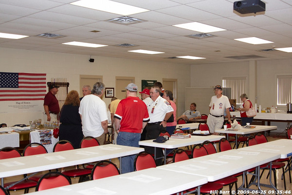 2009 Convention At McAdoo