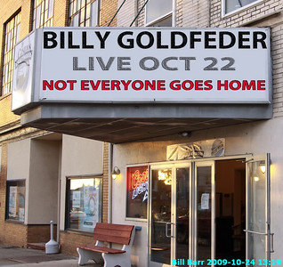 Billy Goldfeder Oct 22 2009