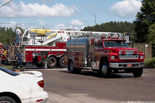 Hazleton City Fire Training 6/14/09