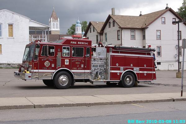 Training, Hazleton, Maple St. 5/8/10