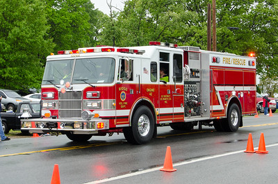 Ridge VFD Squad 4 (Eng 42) St Mary's County MD