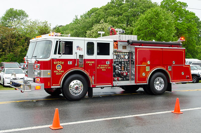 Ridge VFD Engine 43 St Mary's County MD