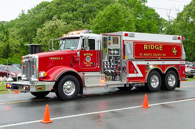 Ridge VFD Tanker 4 St Mary's County MD