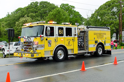 Huntingtown VFD Engine 61 Calvert County MD