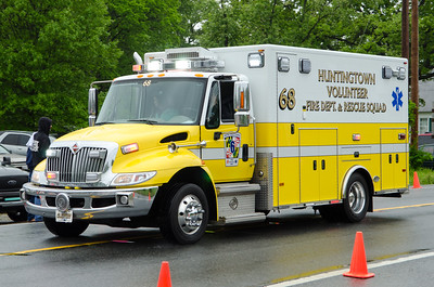 Huntingtown VFD&RS Ambulance 68 Calvert County MD