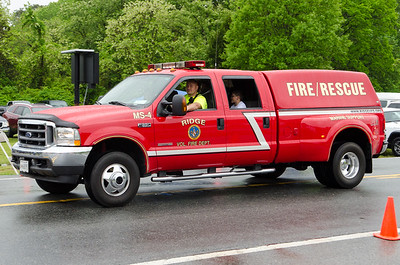 Ridge VFD Marine Support Unit 4 St Mary's County MD