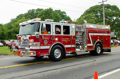 Ridge VFD Engine 41 St Mary's County MD