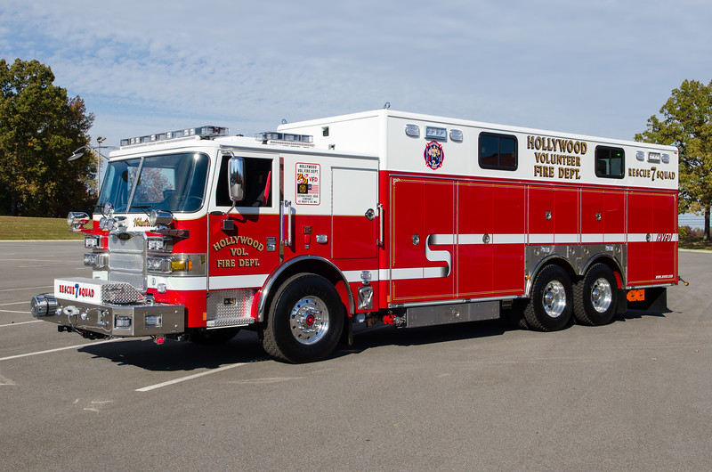 Hollywood VFD Rescue Squad 7