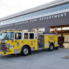Huntingtown VFD Engine 61 on the fill in