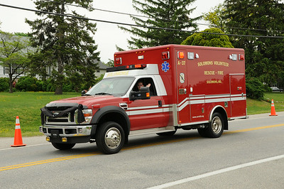 Solomons VRS&FD Ambulance 37 Calvert County, MD