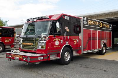 Solomons VRSFD Rescue Engine 3