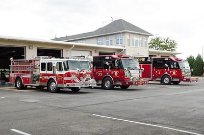 Solomons VRSFD Station 3 Calvert County MD