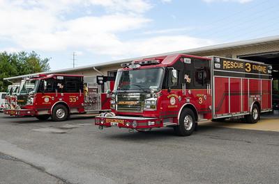 Solomons VRSFD Station 3 Calvert County, MD