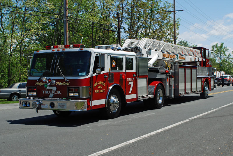 Hollywood VFD Truck 7 St Mary's County MD