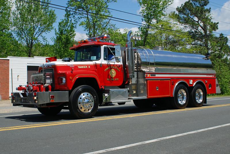 Prince Frederick VFD Tanker 2 Calvert County MD