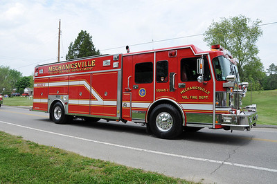 Mechanicsville VFD Squad 2 St Mary's County MD