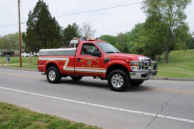 Mechanicsville VFD Brush 2 St. Mary's County MD