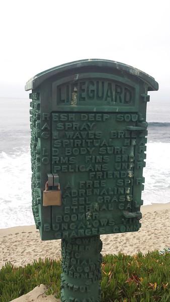 Callbox La Jolla Lifeguard