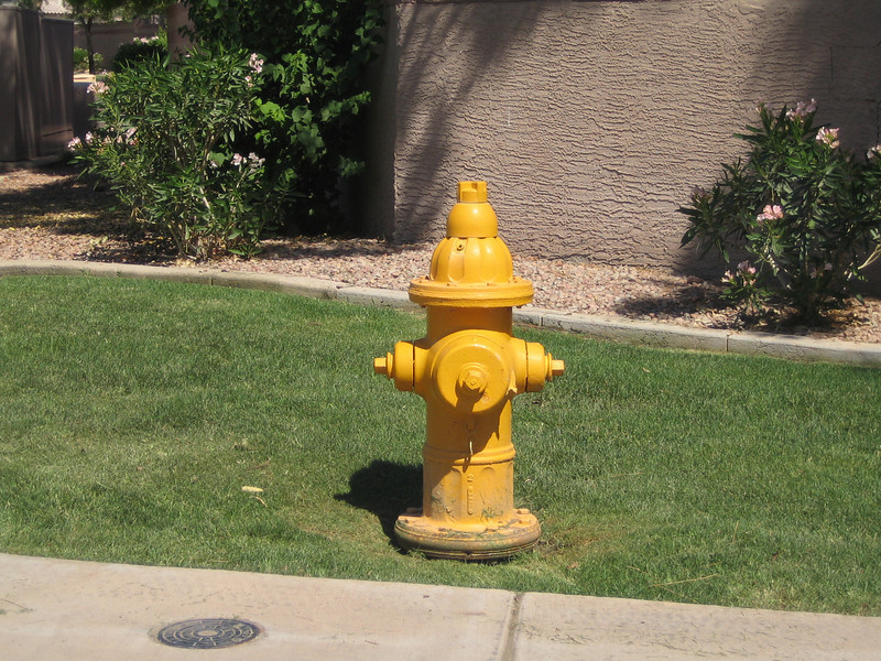 Chandler, AZ hydrant