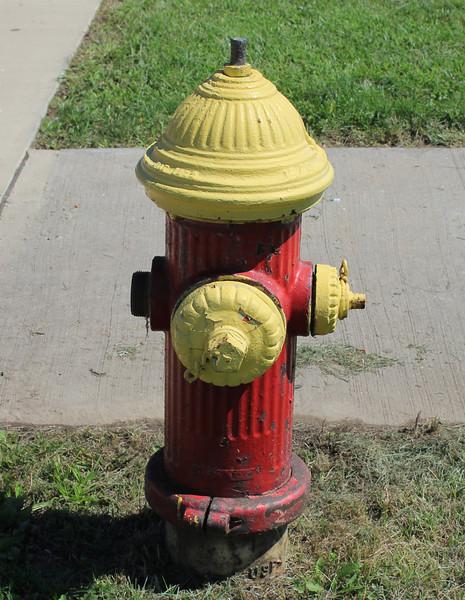 Hydrant Jersey City area