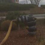 Sedona, AZ hydrant jacket