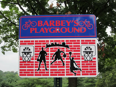 Barbey Playground Luncheon