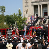 Boston, MA - LODD Funeral for Warren Payne, 9-7-07 :