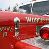 Lynnfield/Wakefield Muster, 6-14-08 : Annual Massachusetts Antique Fire Apparatus Association Muster. The parade started in Lynnfield, and ended in Wakefield at Edgewater Park where the muster and flea market took place.