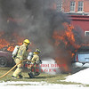 St. Michaels, VT - MVA and Car Fire Demo, 3-24-07 :