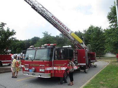 "Stoneham Fire Department ""Touch a Truck"" Event, 8-11-12"