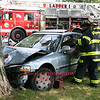 Winthrop, MA - Mock MVA, 7-8-08 : Mock car accident to demonstrate the dangers of drunk driving to a group of students.