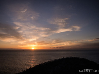 Dawn turns to Sunrise
