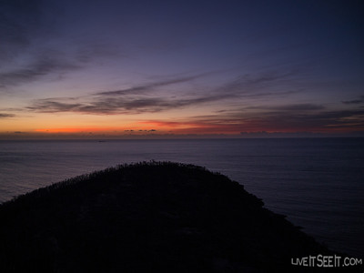 Dawn from Barrenjoey lighthouse
