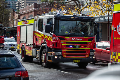 FRNSW P61 Lane Cove