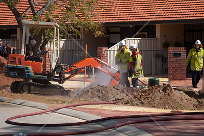Kalamunda Gas Leak